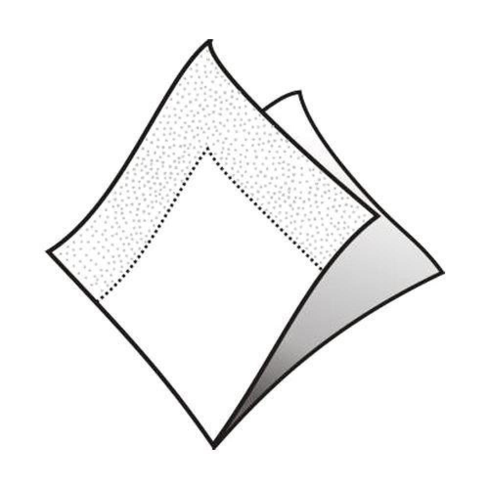 Servítky 33 x 33 cm, 3 vrstvy, biele