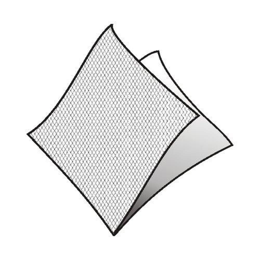 Servítky DekoStar 40 x 40 cm, biele
