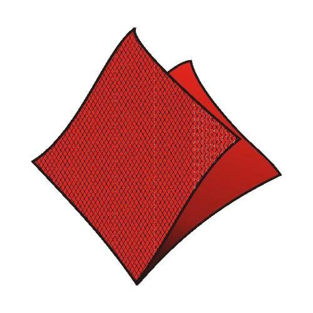Servítky DekoStar 40 x 40 cm, červené