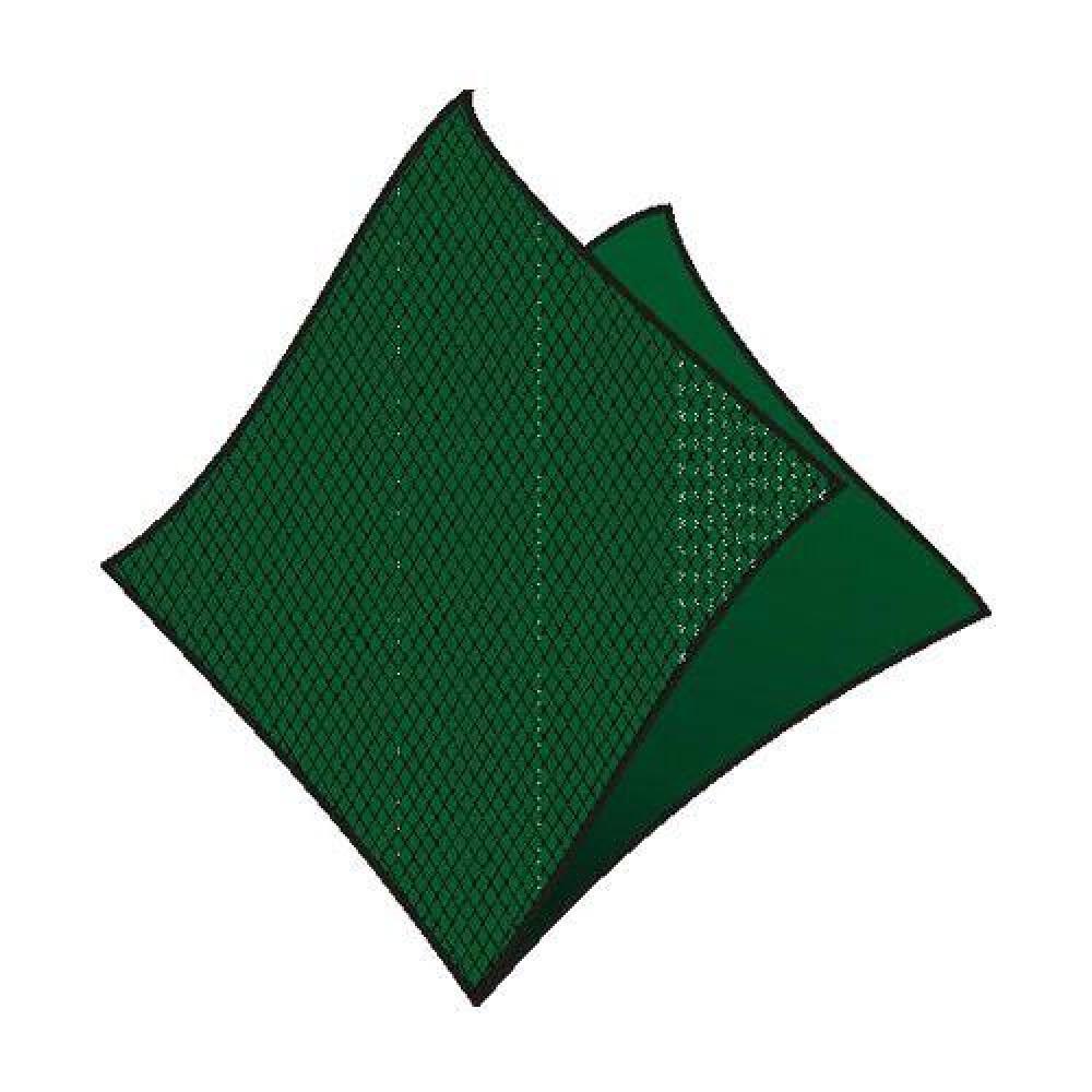 Servítky DekoStar 40 x 40 cm, tmavozelené