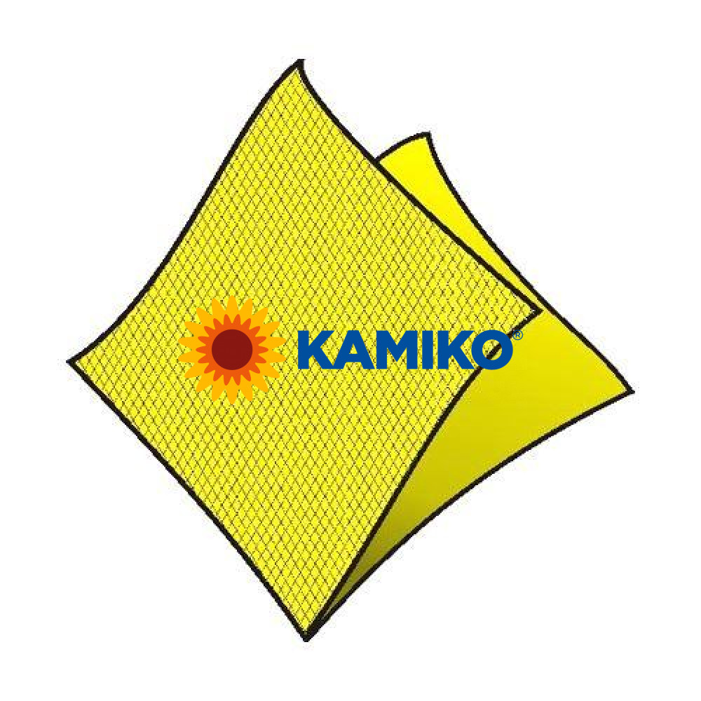 Servítky DekoStar 40 x 40 cm, žlté