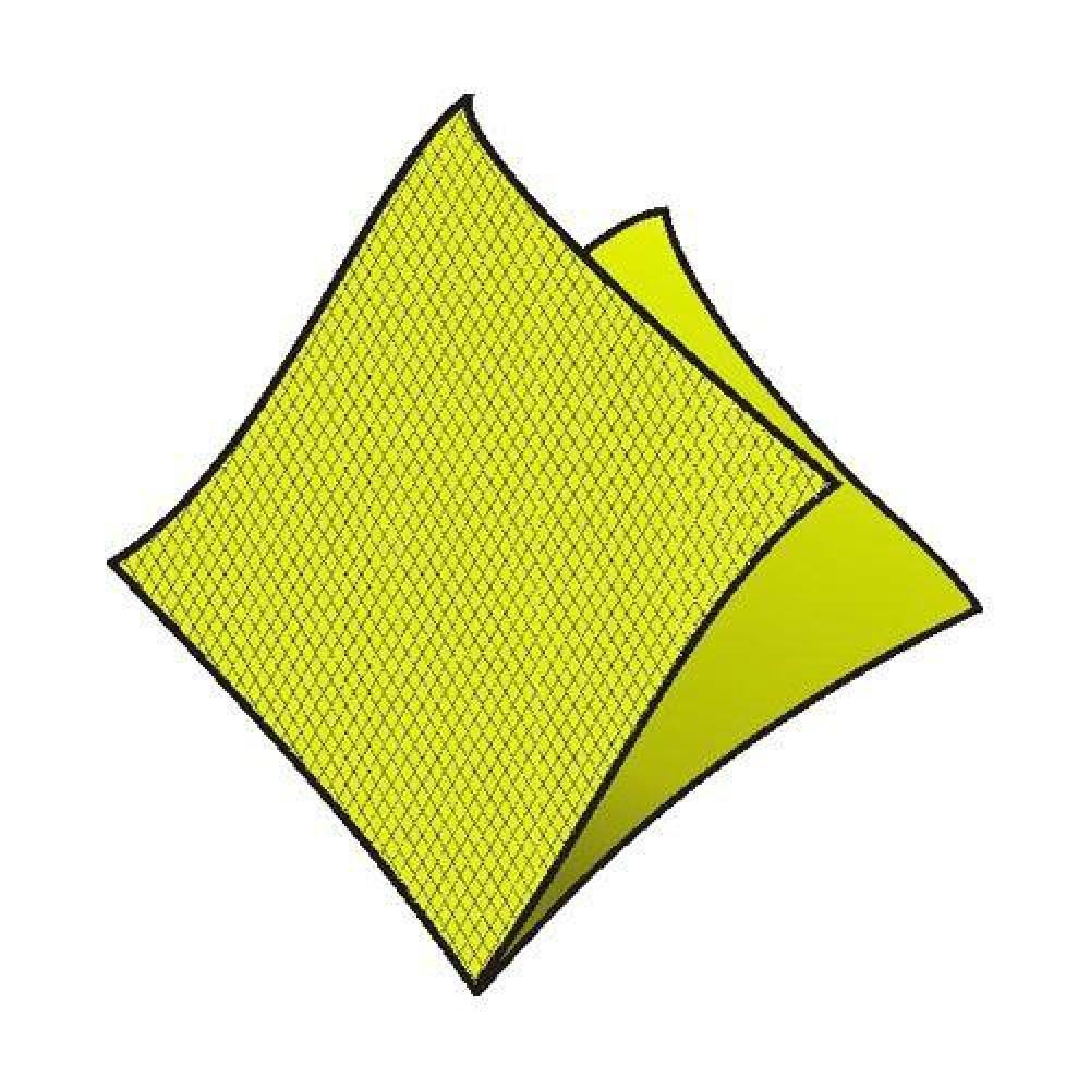 Servítky DekoStar 40 x 40 cm, žltozelené