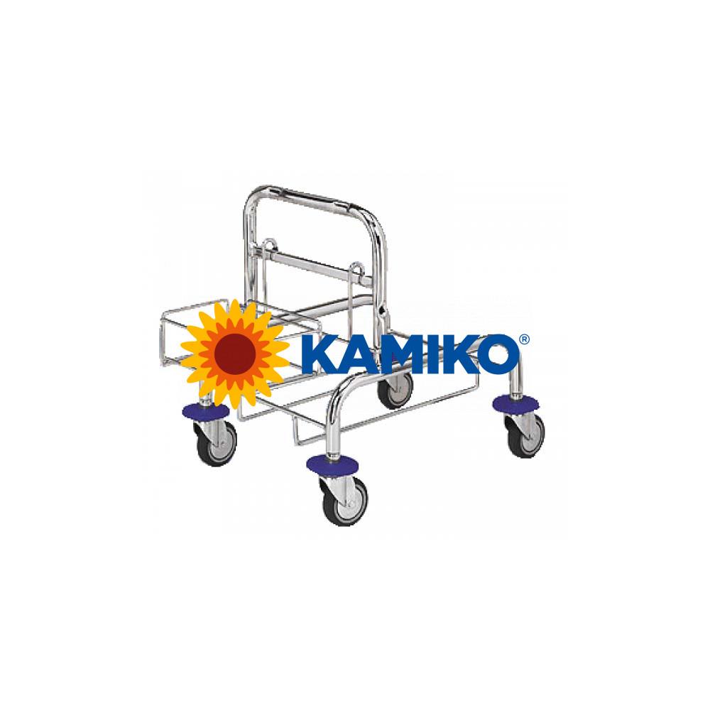 Košík zadný na 6 l vedro pre vozík  CHROMWET 1 x 17 l