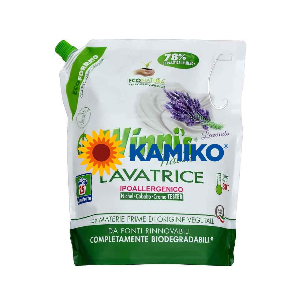 WINNI´S LAVATRICE 1 250 ml, hypoalergénny prací prípravok