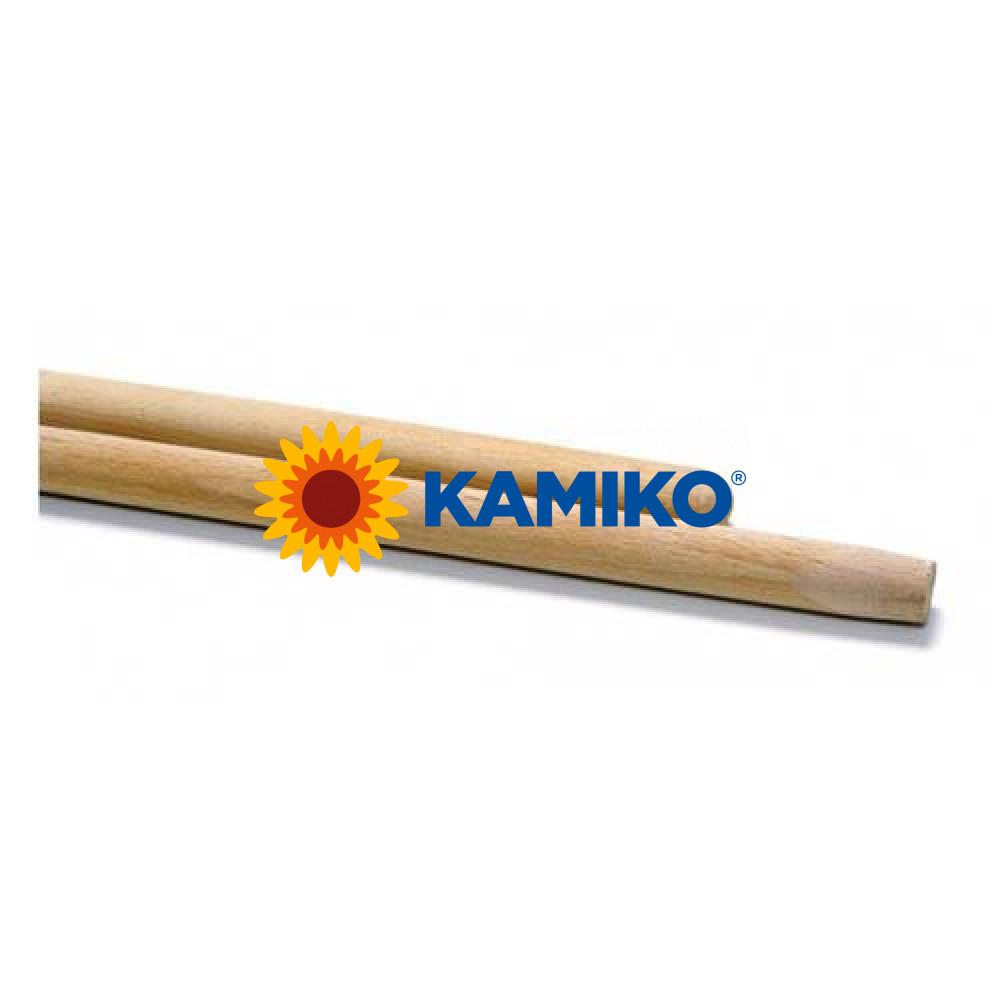 Násada drevená 120 cm, pr. 24 mm