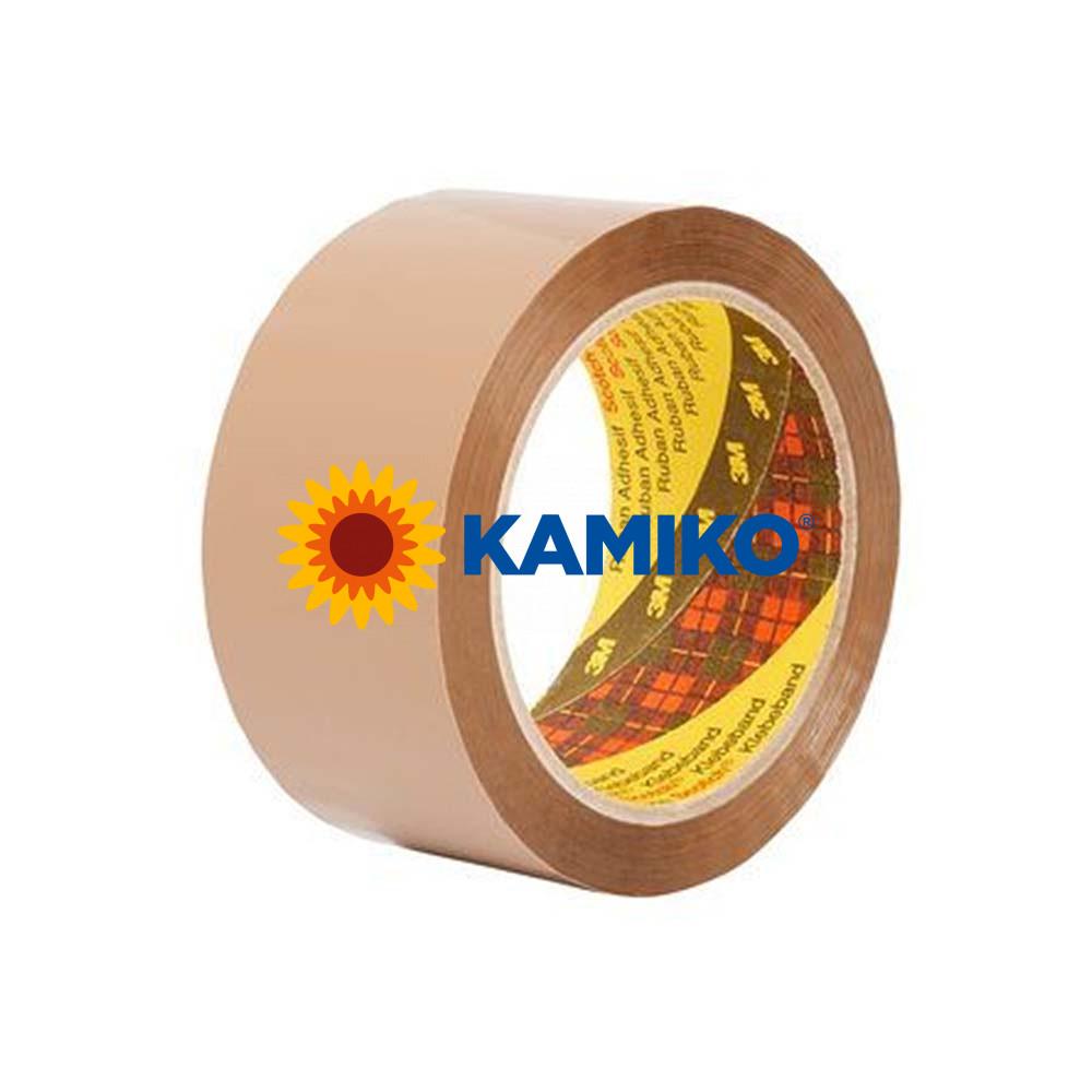 Baliaca páska Tartan 50 mm x 66 m hnedá