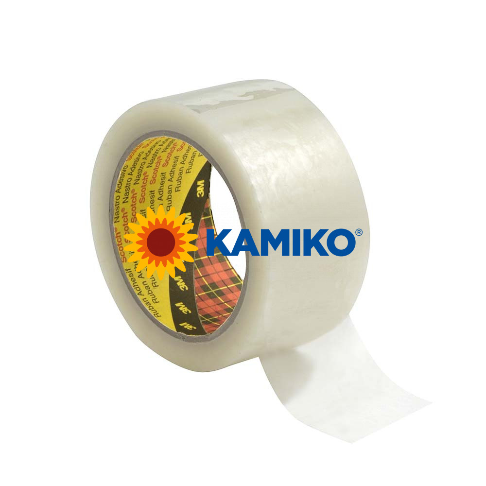 Baliaca páska Tartan 50 mm x 66 m priehľadná