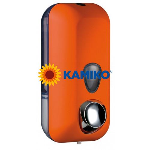 Dávkovač mydla COLORED mini, oranžový