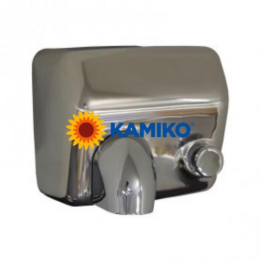 Elektrický sušič rúk STARFLOW 2300 W s tlačítkom lesklý