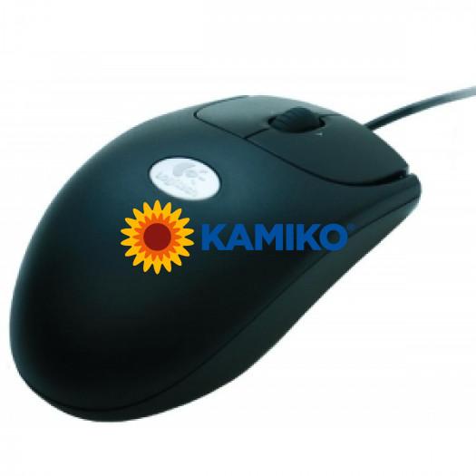 Myš Logitech RX250 čierna USB/PS2