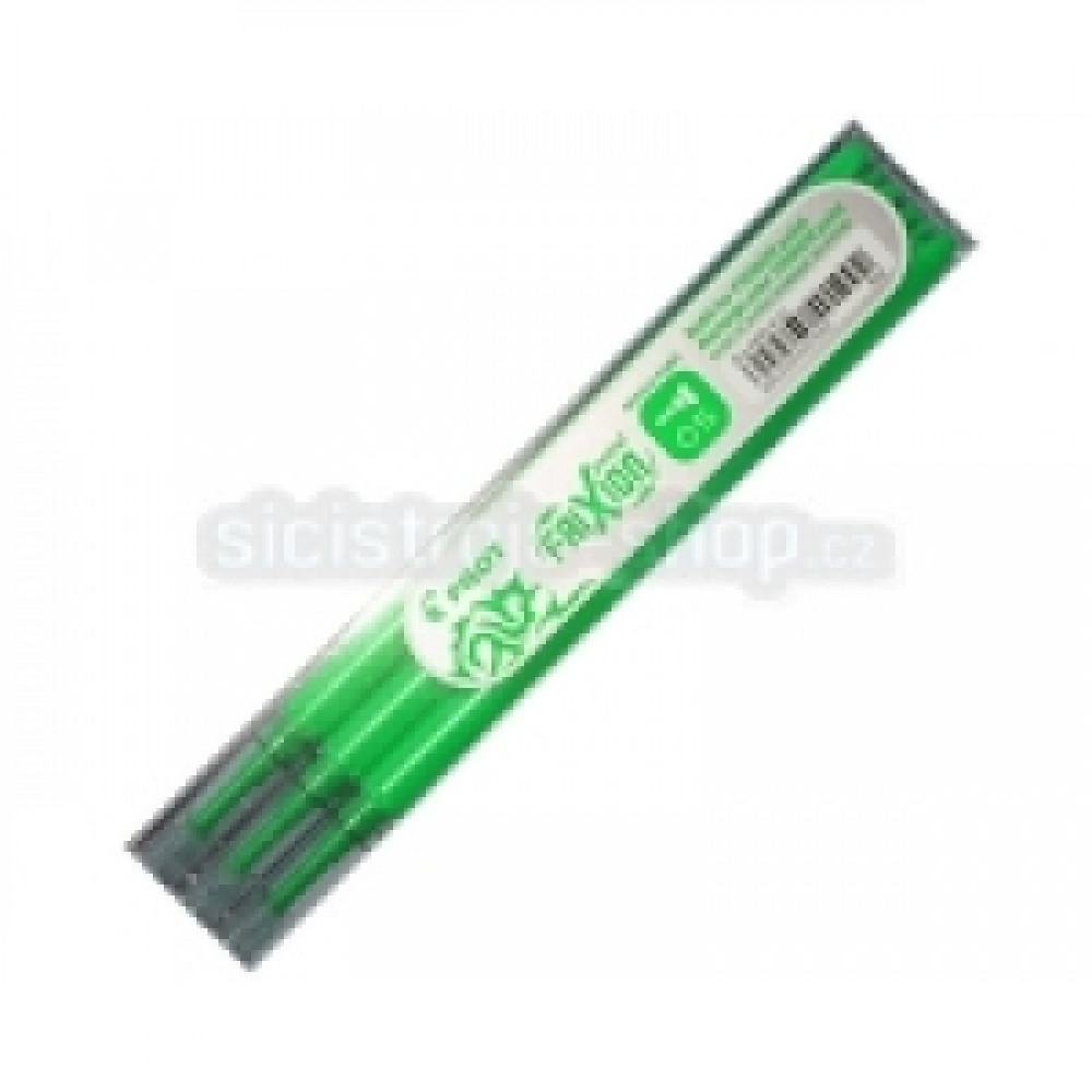 Náplň pre roller Frixion 0,7mm 3ks zelená