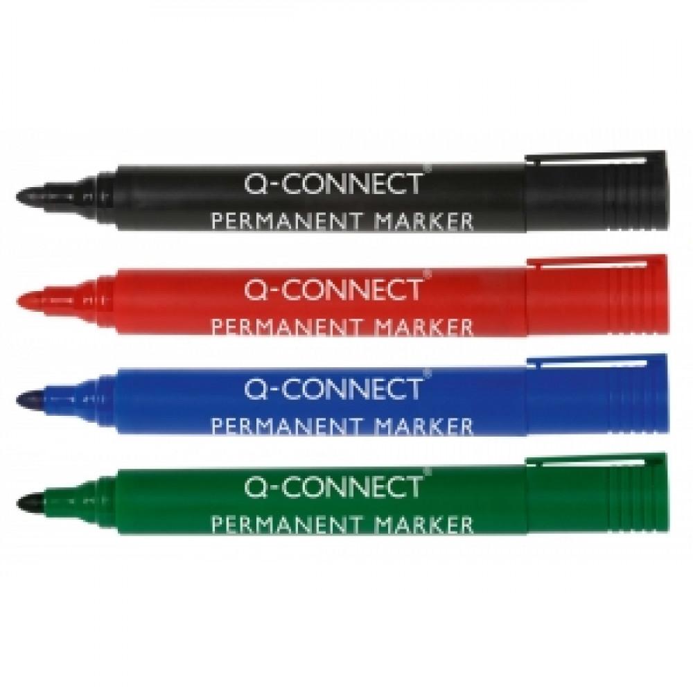 Sada permanentných popisovačov 1,5-3mm Q-CONNECT