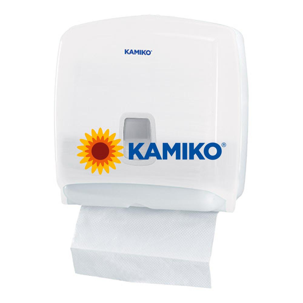 Zásobník uterákov KAMIKO Z/V mini, QTS transparentný