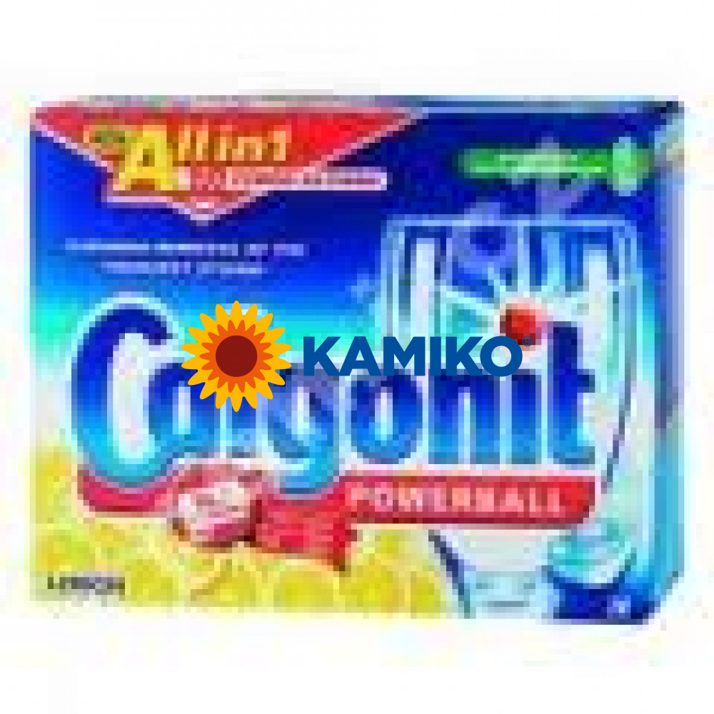 Tablety do umývačiek riadu CALGONIT FINISH 100 ks