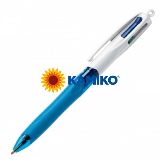 Štvorfarebné pero BIC grip