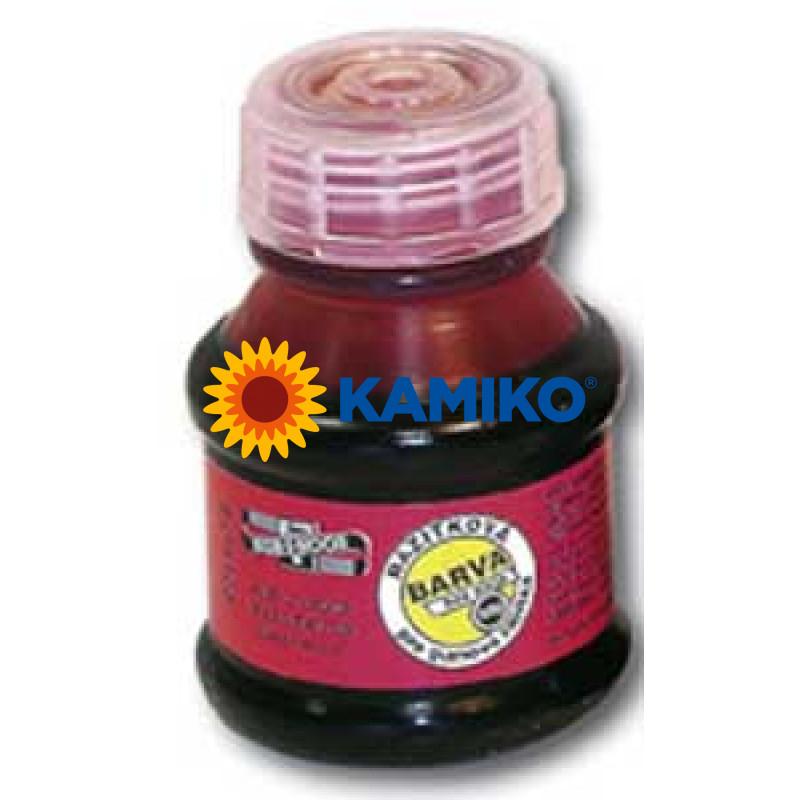 Pečiatková farba KH červená 50ml