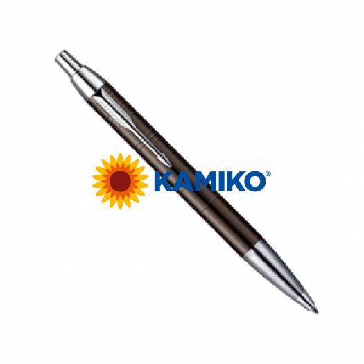 Parker I.M. Premium Mettalic Brown guličkové pero