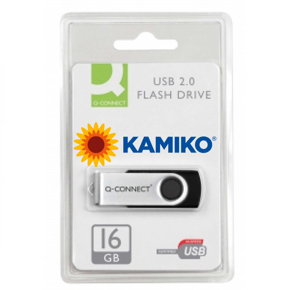 Flash disk USB Q-Connect 2.0 64 GB