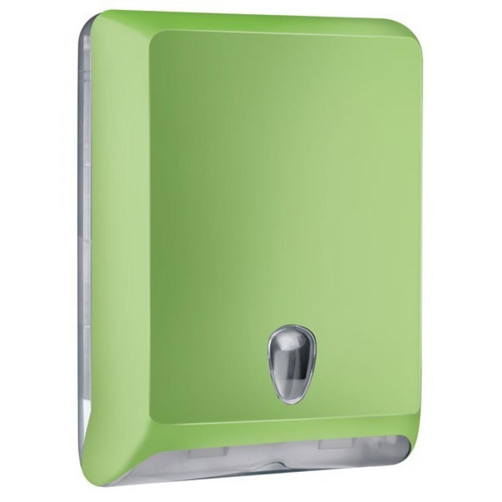 Zásobník uterákov COLORED V zelený