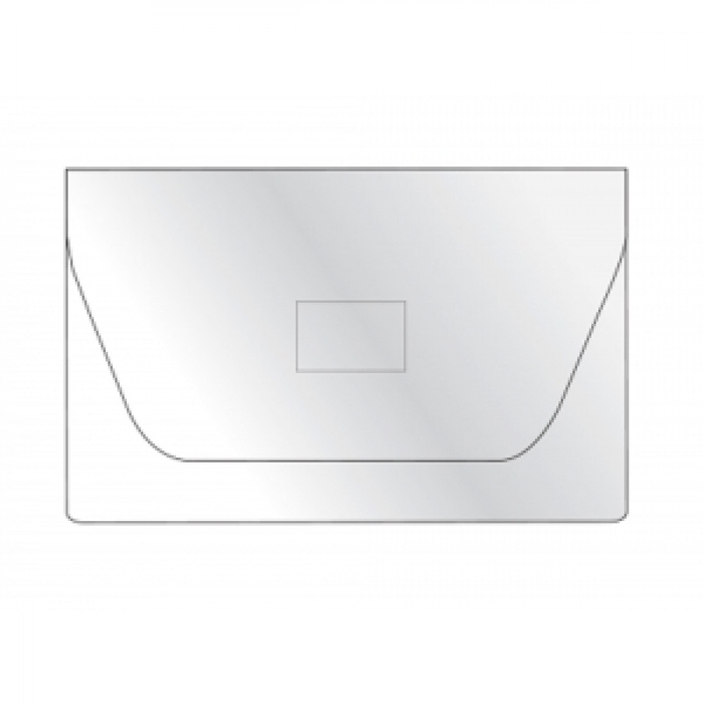 Samolepiace vrecko vizitkové s chlopňou 10 ks