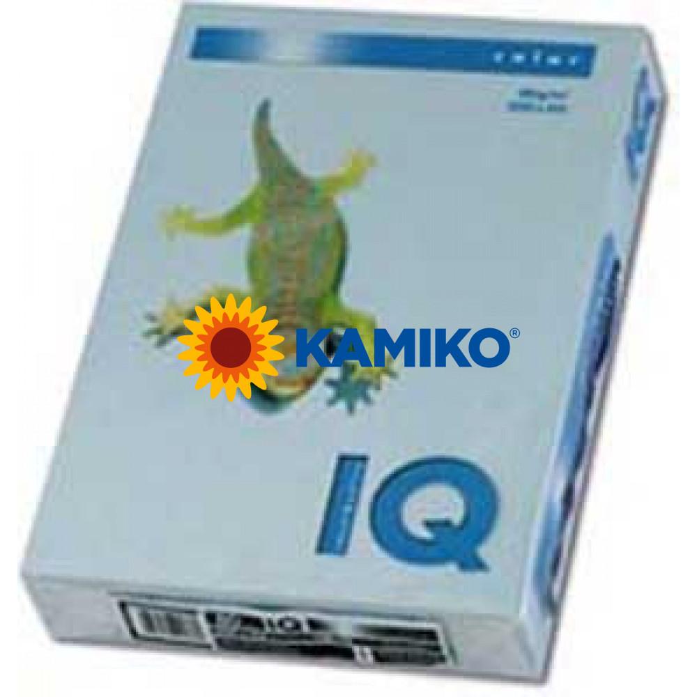 Kopírovací papier 80g A4 IQ color ľadovomodrý OBL70
