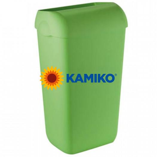 Kôš na odpad COLORED EDITION 23 L plastový, zelený