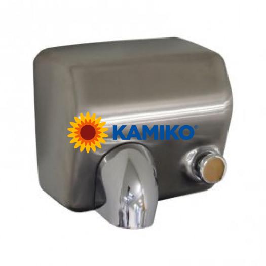 Elektrický sušič rúk STARFLOW 2300 W s tlačítkom matný