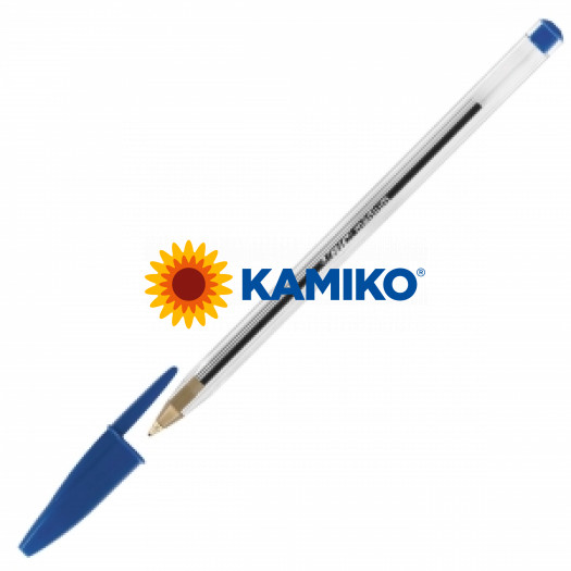 Guličkové pero BIC Cristal M  modré