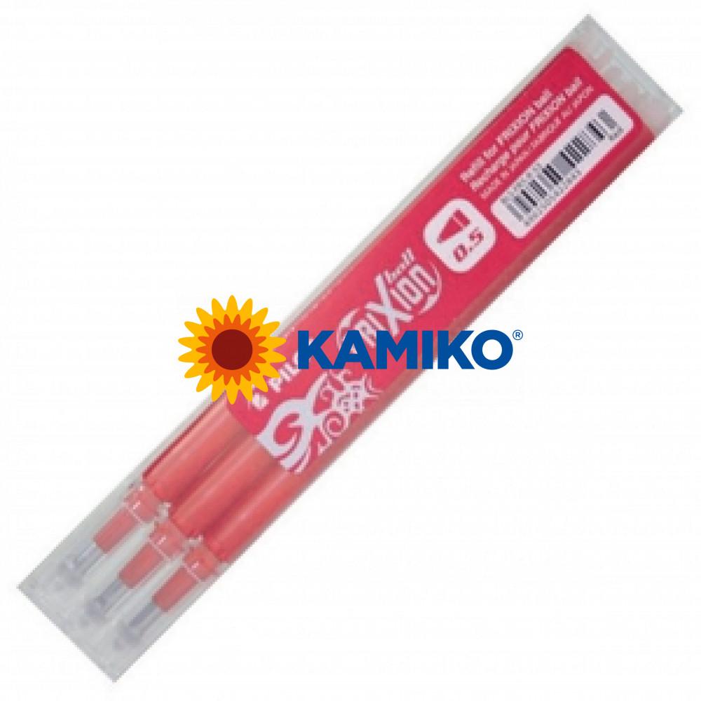 Náplň pre roller Frixion 0,5mm  3ks červená