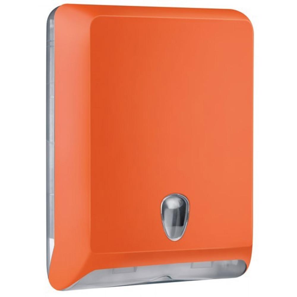 Zásobník uterákov COLORED V oranžový