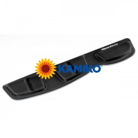 Opierka zápästia pred klávesnicu  Health-V čierna