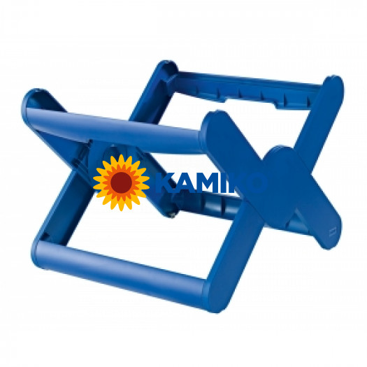 Zásobník X-CROSS na závesné obaly modrý