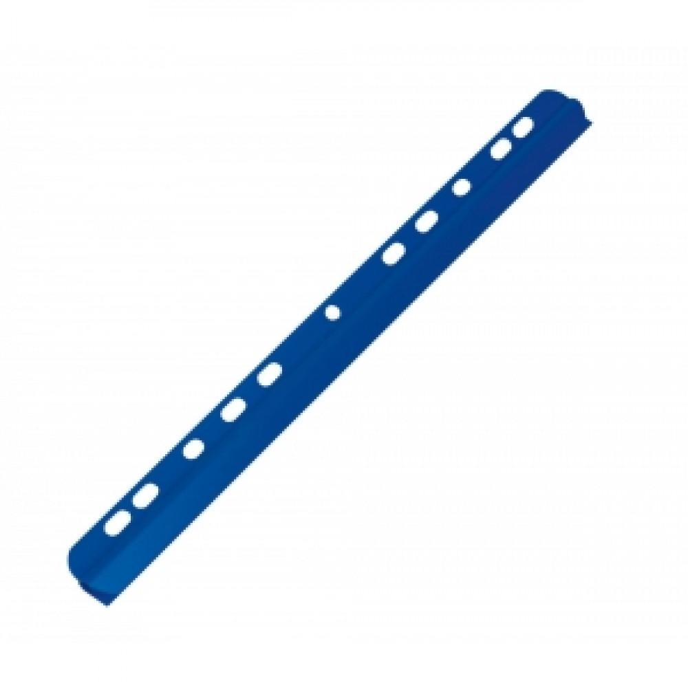 Lišta DONAU s perforáciou 1-60 modrá