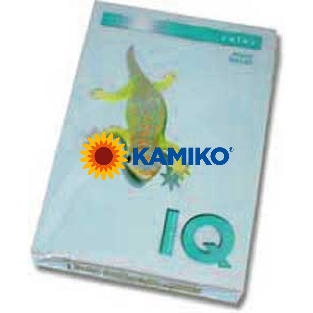 Kopírovací papier 160g A4 IQ color strednemodrý MB30