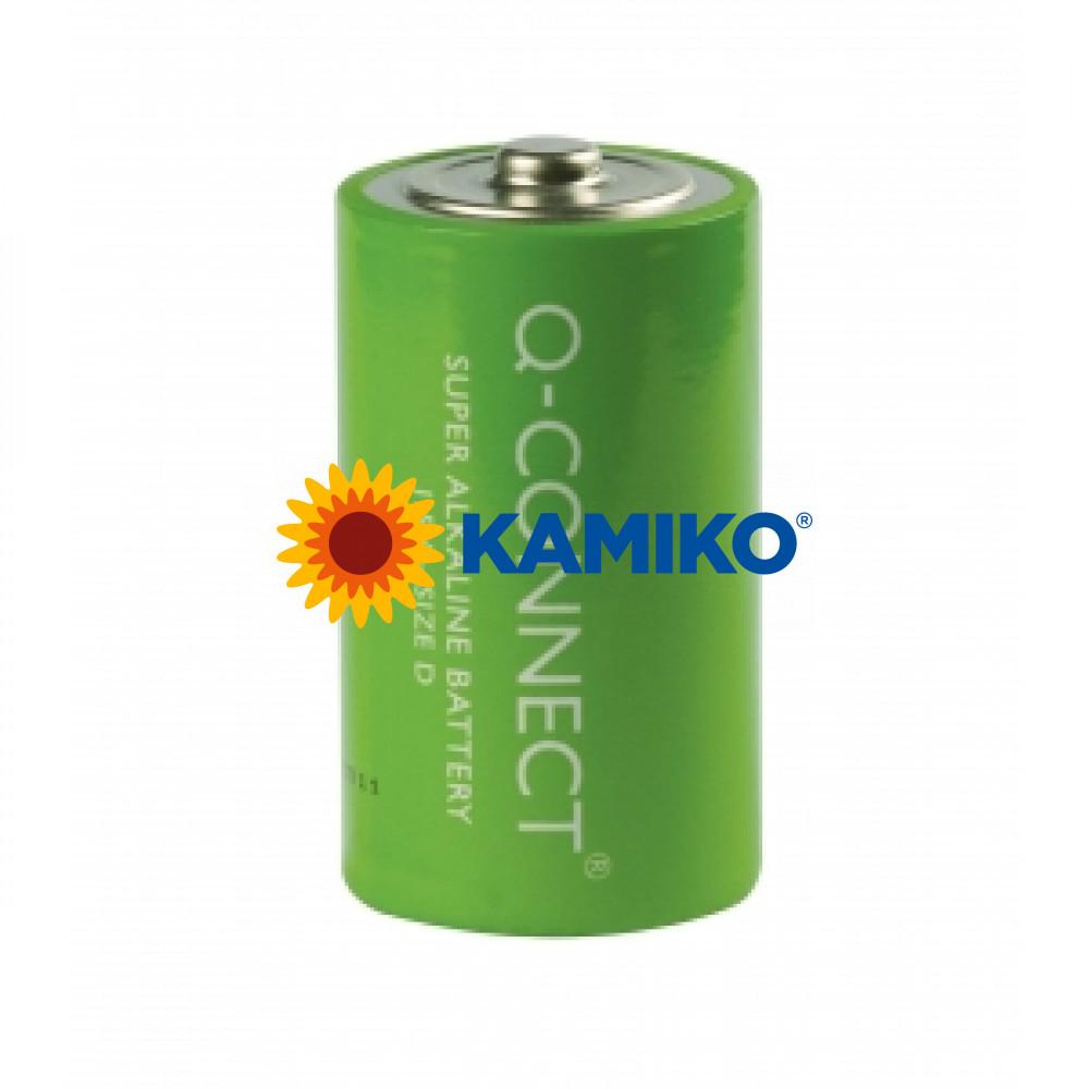 Batérie Q-Connect, LR20, D, veľký monočlánok
