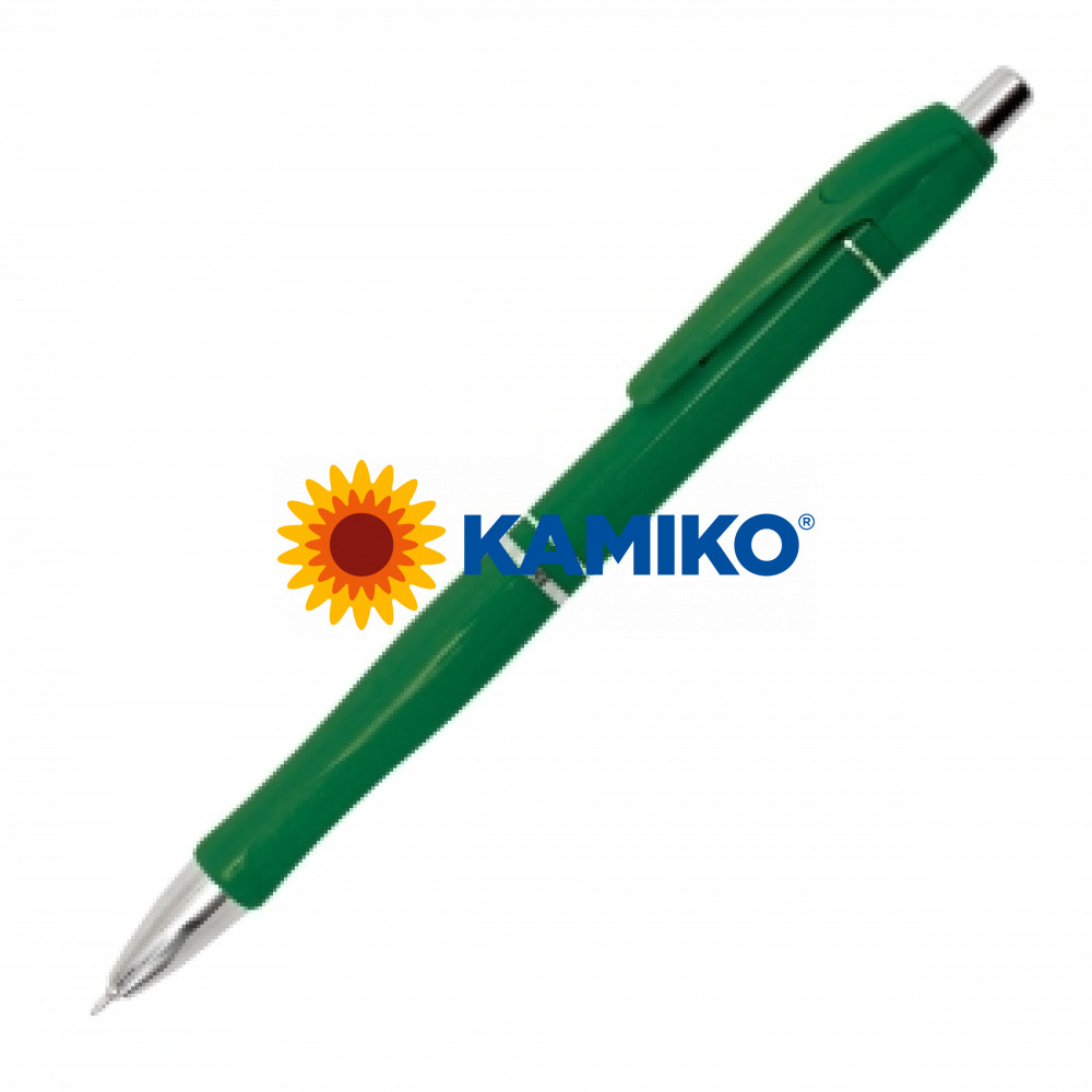 Guličkové pero Solidly TB 205 Extra zelené tmavé