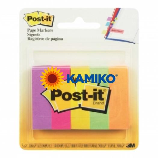 Záložka papier.Post-it 15x50