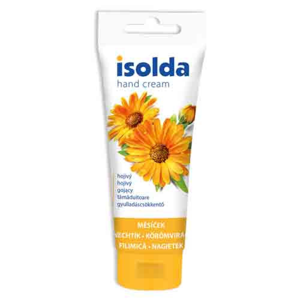 Isolda nechtík lekársky s ľanovým olejom 100ml