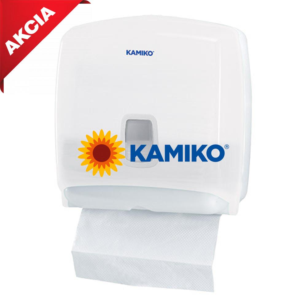 Zásobník uterákov KAMIKO V mini, QTS transparentný