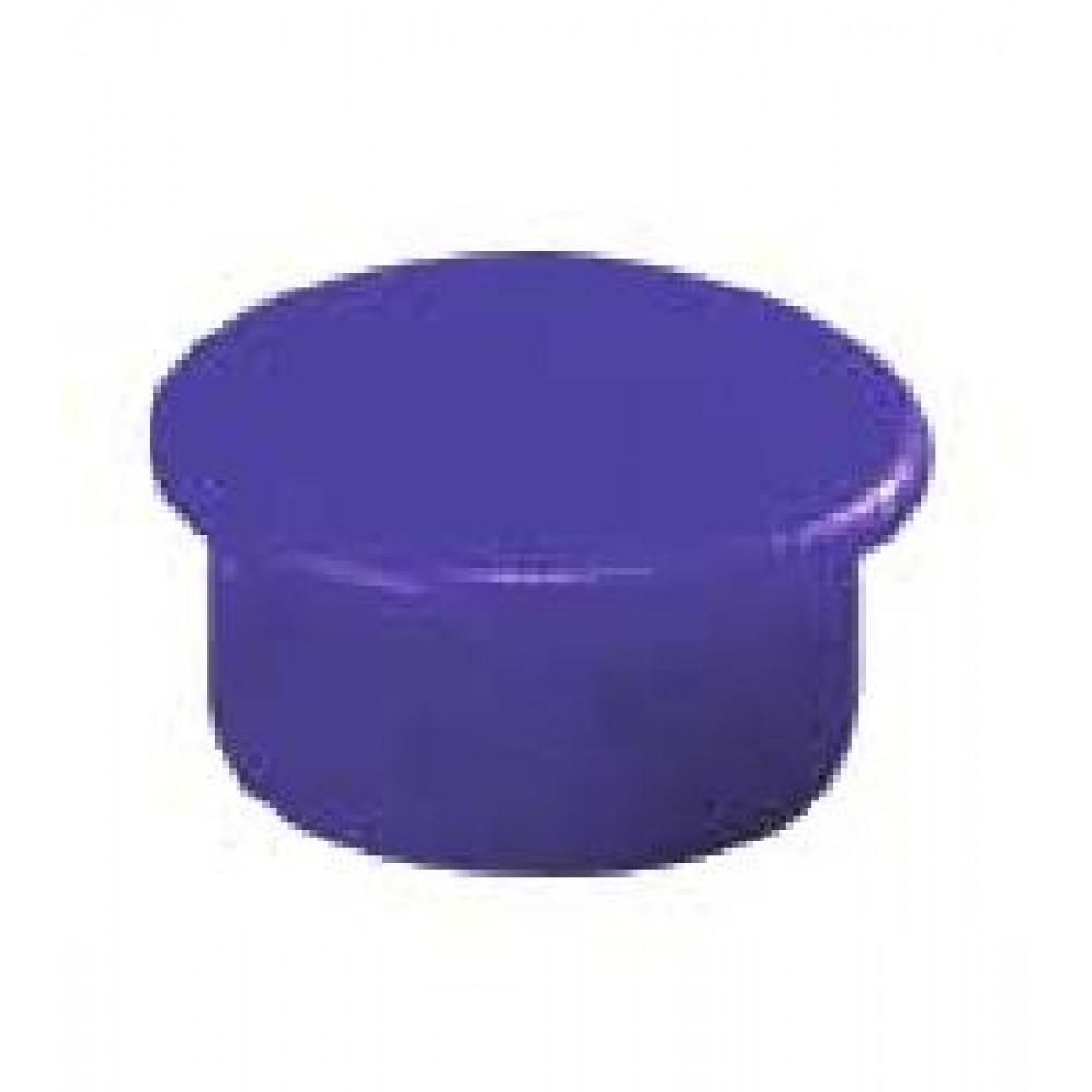 Magnet 13 mm modrý