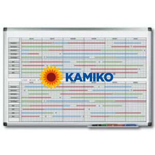 Plánovacia tabuľa PREMIUM na dlhodobé projekty 60x90 cm