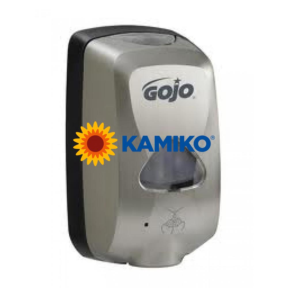 Bezdotykový dávkovač mydlovej peny GOJO TFX 1200ml, čierna/metalická