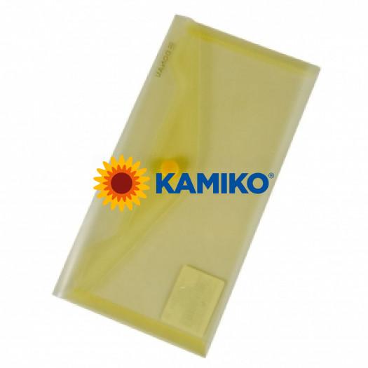 Plastovy obal DL žltý Donau