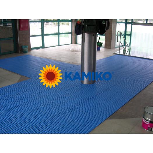 Hygiencká rohož SOFT STEP rolka 60 cm x 15 m, mix farieb