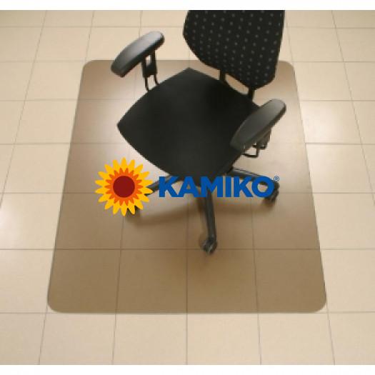 Podložka pod stoličku na podlahy 121x92