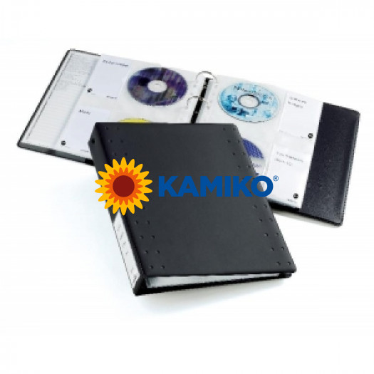 CD/DVD INDEX 40 A4