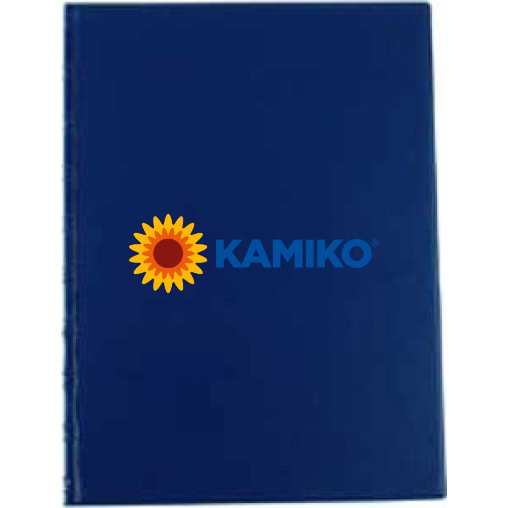 Dosky obyčajné so spodným vreckom KARTON PP modré