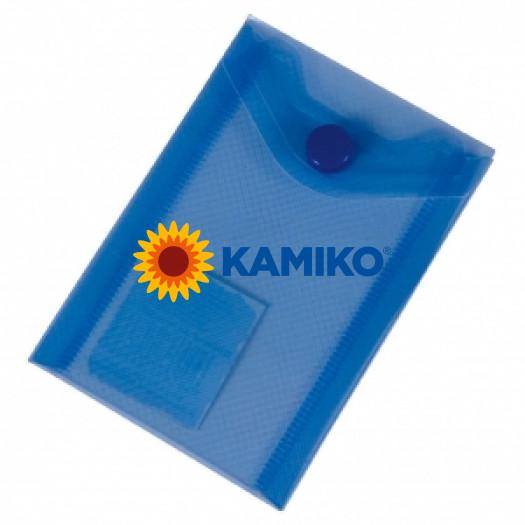 Plastový obal A7 modrý Donau (KP238600)