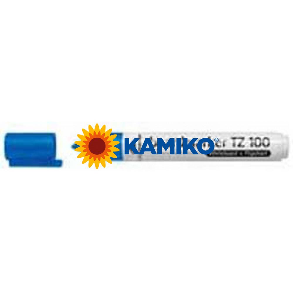 Popisovač TZ 100 modrý 10 ks