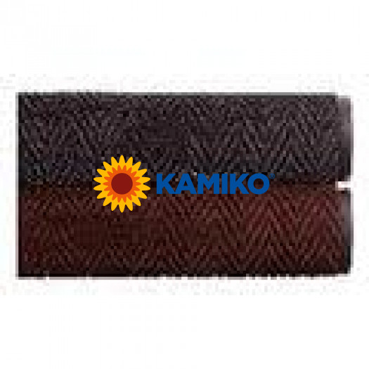 Interiérová rohož ARROWTRAX 60 x 90 cm, čierna